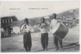 MACEDOINE 1917 - Harmonieux Concert - Macédoine