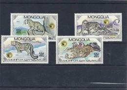 140012152  MONGOLIA  YVERT  Nº  1374/7  **/MNH - Mongolia