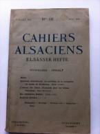 Jean-Jacques Waltz, Alias Hansi               Juillet 1914 Cahiers Alsaciens   ELSÄSSER HEFTE - Alsace