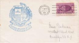 ANTARCTICA 1959 - Operation Deep Freeze Task Force 43, United States Navy Seapower Supports Science, Stempel U.S.N. Pole - Briefmarken