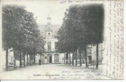 AIGRE - HOTEL-DE-VILLE ( Animées ) - France