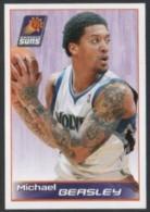 BASKETBALL - PANINI NBA STICKER COLLECTION - MICHAEL BEASLEY - PHOENIX SUNS - Altri