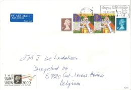 United Kingdom >> Belgium / Christmas - 1952-.... (Elizabeth II)