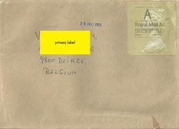 UK 2013 Postage Paid Label - 1952-.... (Elizabeth II)