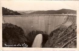 ARGENTINA-CORDOBA: POSTCARD- POSTAL MINA CLAVERO- DIQUE DE LA VIÑA. FOTO AMATEUR Nº 3936. CIRCULATED 1961. GECKO. - Argentina