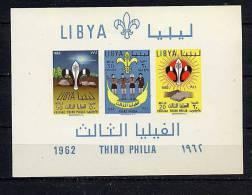 Libye Y&T BF 4 ** - Libye