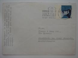 West Germany 1975 Commercial Cover Hamburg To UK - [7] République Fédérale