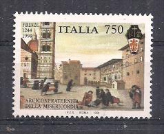 ITALIA 1994  ARCICONFRATERNITA DI FIRENZE SASS. 2116 MNH XF - 6. 1946-.. Repubblica