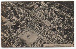 St. Quentin, Seen From A Balloon, German Postcard, World War 1. - Saint Quentin