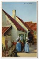 Walcheren, Zeeland - Children In Costume, Older Postcard - Unclassified