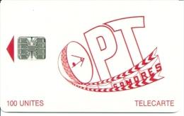 * < Comores ¤ OPT Rouge - SC7 - Comoren