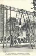 Ecole Normale De Gymnastique  Et D'escrime De JOINVILLE-LE-PONT - Les Anneaux, équilibre - Gimnasia