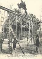 Ecole Normale De Gymnastique  Et D'escrime De JOINVILLE-LE-PONT - Redoute De La Faisanderie - Exercice De Sauvetage - Gimnasia