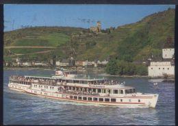 WB913 KD KOLN DUSSELDORFER , GROßMOTORSCHIFF BERLIN - Ferries