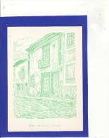 +4682 ) 6)  SETUBAL  1947  Desenho A Braz Ruivo  ( Très Très BON  ETAT ) - Setúbal