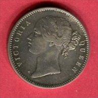 1 Roupie Victoria 1810 TB+ 38 - India