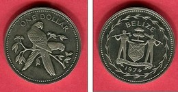 1 DOLLAR 1974 TTB 28 - Belize