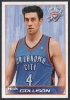 BASKETBALL - PANINI NBA STICKER COLLECTION - NICK COLLISON - THUNDER OKLAHOMA CITY - Altri