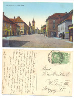 LEITMERITZ-Litomerice -Lange Gasse V Roci 1915 - Czech Republic