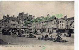 50 - SAINT LO - LE MARCHE DE LA PLACE GAMBETTA - Saint Lo