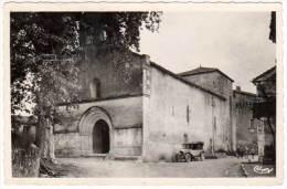 Le Change - L'église Incendiée En 1383 Par Raymond Du Perrier - Autres Communes
