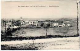 St-Jory De Chalais - Vue Générale - Autres Communes