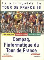 Tour De France 96 Petit Guide 58 Pages édité Par Compacq - Cycling