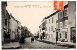 Pierrelatte - Faubourg De Marseille - France