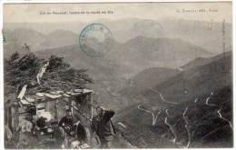 Col Du Rousset, Lacets De La Route De Die - France