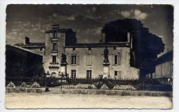 St HILAIRE DES LOGES--La Mairie ,cpsm 14 X 9  N° 2  éd Marco----carte Pas Très Courante - Saint Hilaire Des Loges