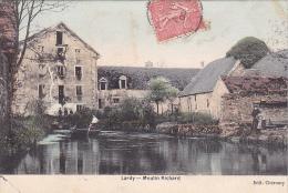 23602 LARDY Moulin Richard  - Ed Cheramy - Colorisée