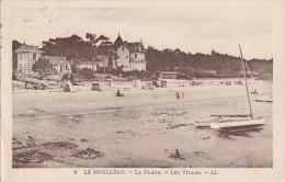 Arcachon Le Moulleau 33 - Panorama  Villas Bords De Mer - Arcachon