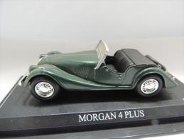 X MORGAN 4 PLUS  DEL PRADO CAR COLLECTIONS 1/43 BASETTA DEDICATA NO BOX - Automobili