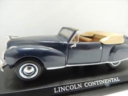 X LINCOLN CONTINENTAL    DEL PRADO CAR COLLECTIONS 1/43 BASETTA DEDICATA NO BOX - Automobili