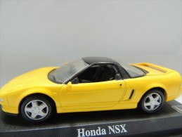 X HONDA NSX   DEL PRADO CAR COLLECTIONS 1/43 BASETTA DEDICATA NO BOX - Automobili