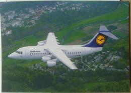 Lufthansa - Cityliner Avro RJ85 - 1946-....: Moderne
