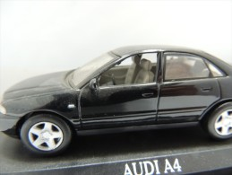 X AUDI A4   DEL PRADO CAR COLLECTIONS 1/43 BASETTA DEDICATA NO BOX - Automobili