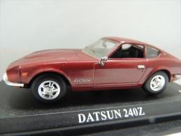 X DATSUN 240 Z. SPIDER  DEL PRADO CAR COLLECTIONS 1/43 BASETTA DEDICATA NO BOX - Automobili