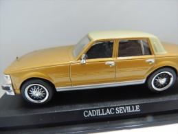 CADILLAC SEVILLE  DEL PRADO CAR COLLECTIONS 1/43 BASETTA DEDICATA NO BOX - Automobili