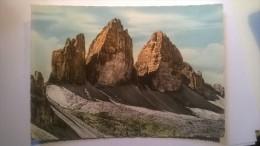 Dolomiti - Tre Cime Di Lavaredo - Unclassified
