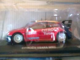 X CITROEN XSARA WRC SEBASTIAN LOEB IN BLISTER SIGILLATO - Automobili