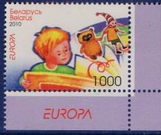 PIA -  BIELORUSSIA - 2010 : Europa  (Yv  694-95) - Europa-CEPT
