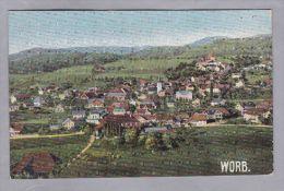 BE WORB Foto 1950.v.14 Worb Nach Huttwil - BE Berne