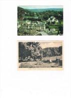 B4990   VIEUXVILLE : Ferme De Palogne : Point De Vue De Sur La Terasse De La Ferme - Ferrieres