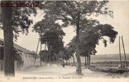 BONNIERES LE TOURNANT DE LA COTE 78 YVELINES - Bonnieres Sur Seine