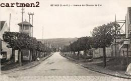 BEYNES AVENUE DU CHEMIN DE FER 78 YVELINES - Beynes