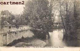 BEYNES LA MAULDRE AU PONT DU GRAND MORIN 78 YVELINES - Beynes