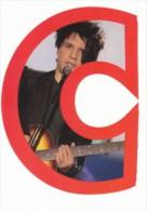INDOCHINE  Nicolas SIRKIS  Carte Postale N° ATHQ 220 Lettre C Façon Puzzle - Artisti