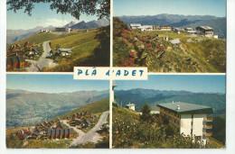 CPM CARTE POSTALE MODERNE - 31 - HAUTE-GARONNE - PLA D´ADET écrite Non Timbrée 1971 - France