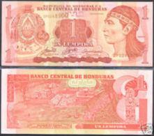 Honduras 1  Lempiras 2006 Pick 84 UNC - Honduras